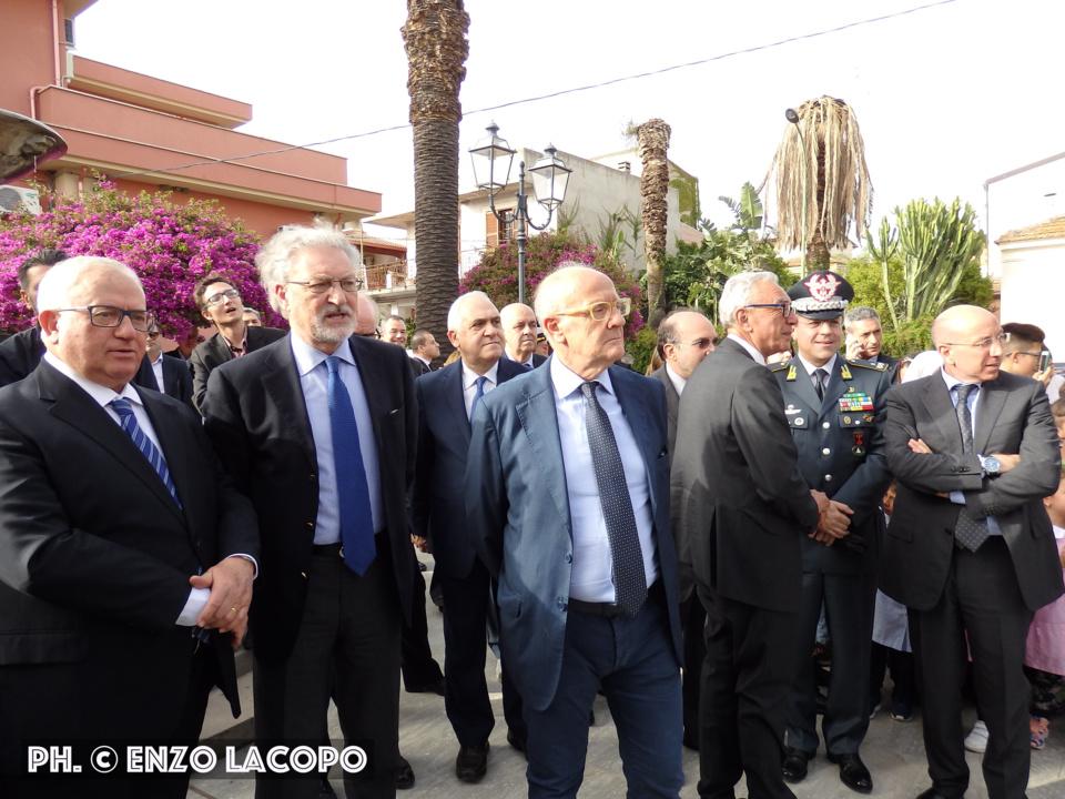Bruzzano Zeffirio firma Protocollo