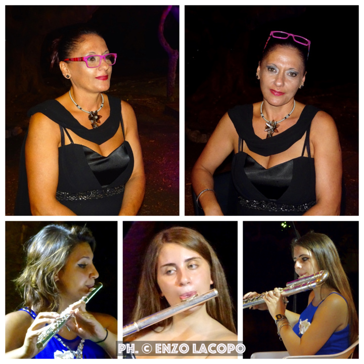 Siderno Magna Grecia Flute Choir & friends in concert