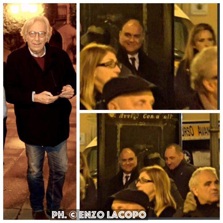 Di Battista in Piazza a Locri