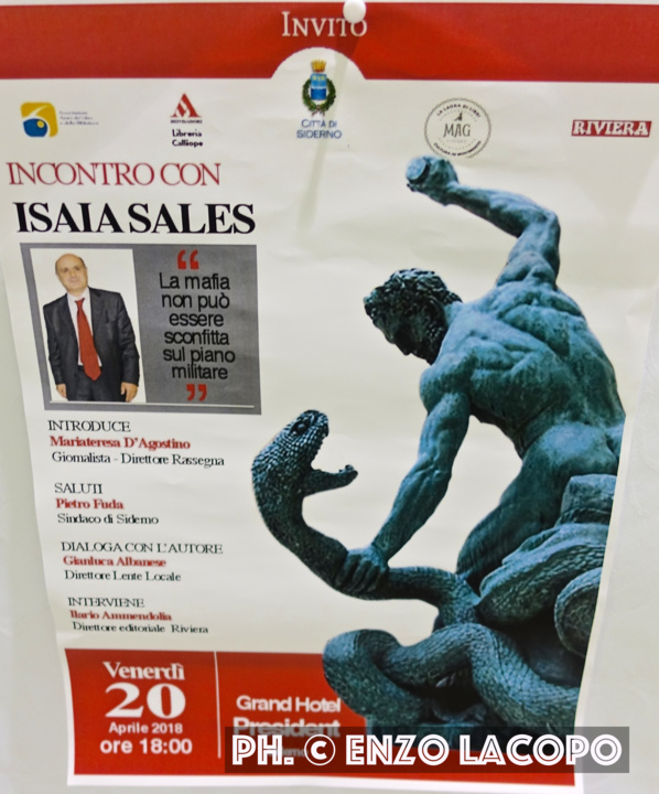 Isaia Sales