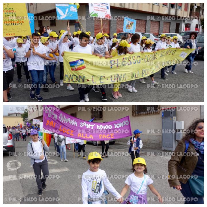 Marcia per la pace