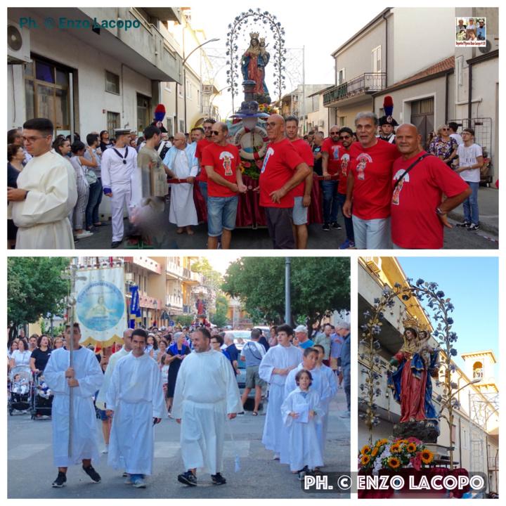Portosalvo processione