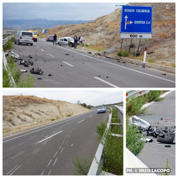 Incidente nuova ss 106