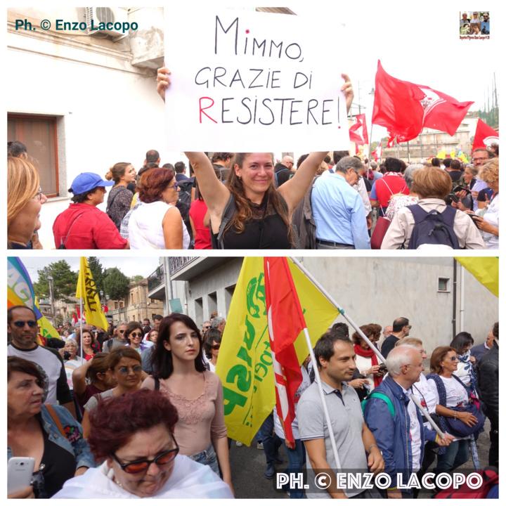RIACE Manifestazione