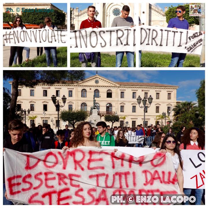 Manifestazione Zaleuco