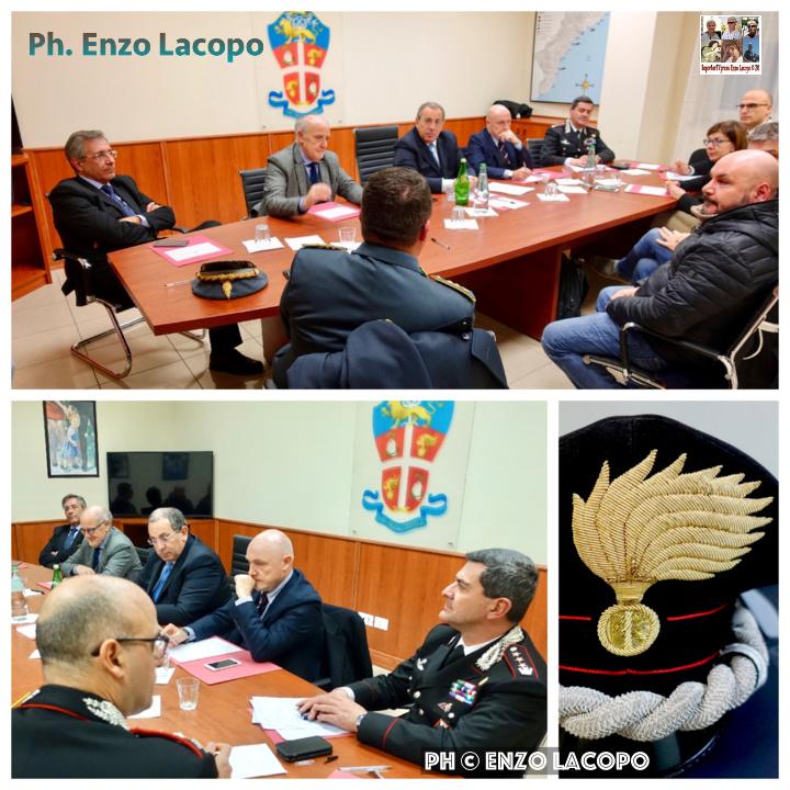Comitato Ordine e Sicurezza