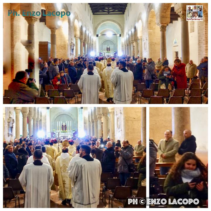 Elevazione Basilica