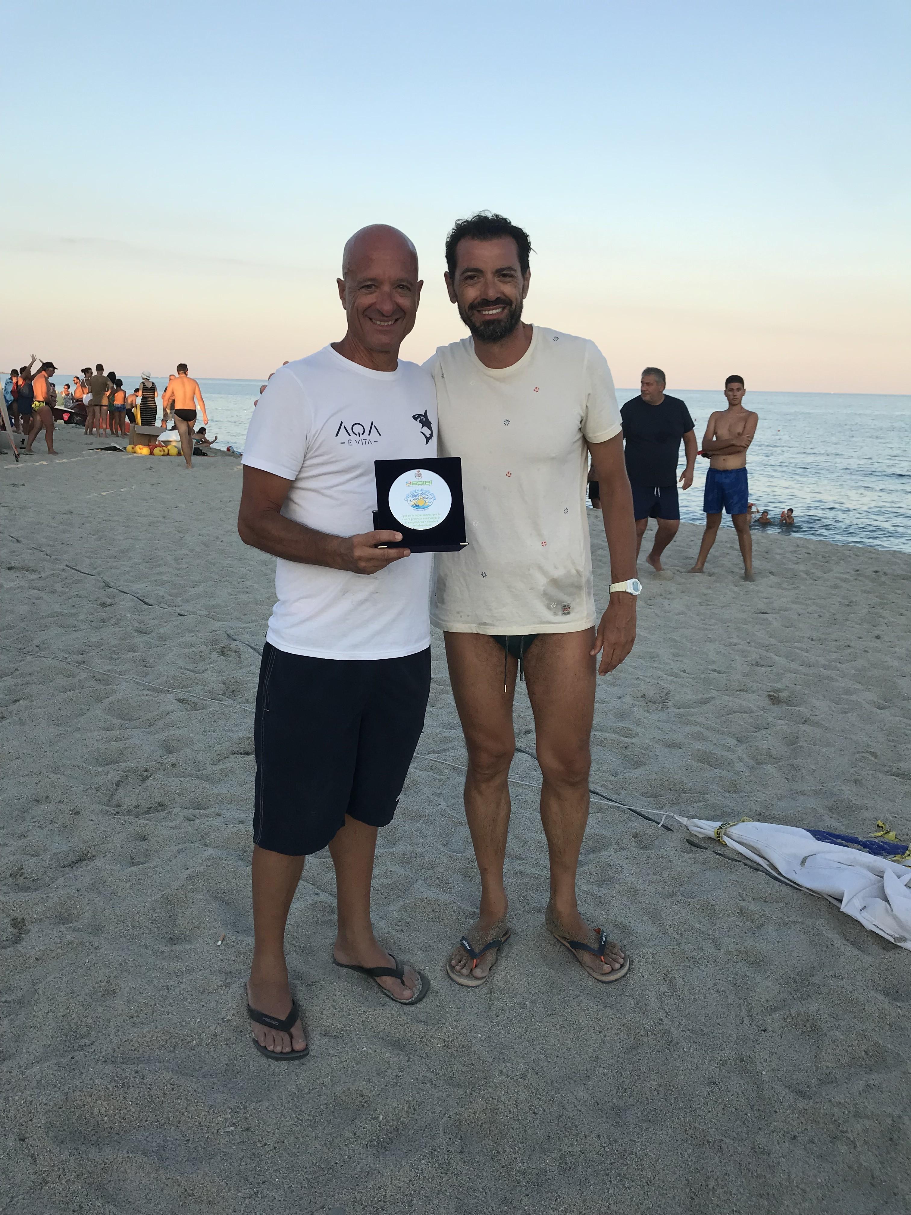 Alfredo Porcaro e Vincenzo Mazzaferro