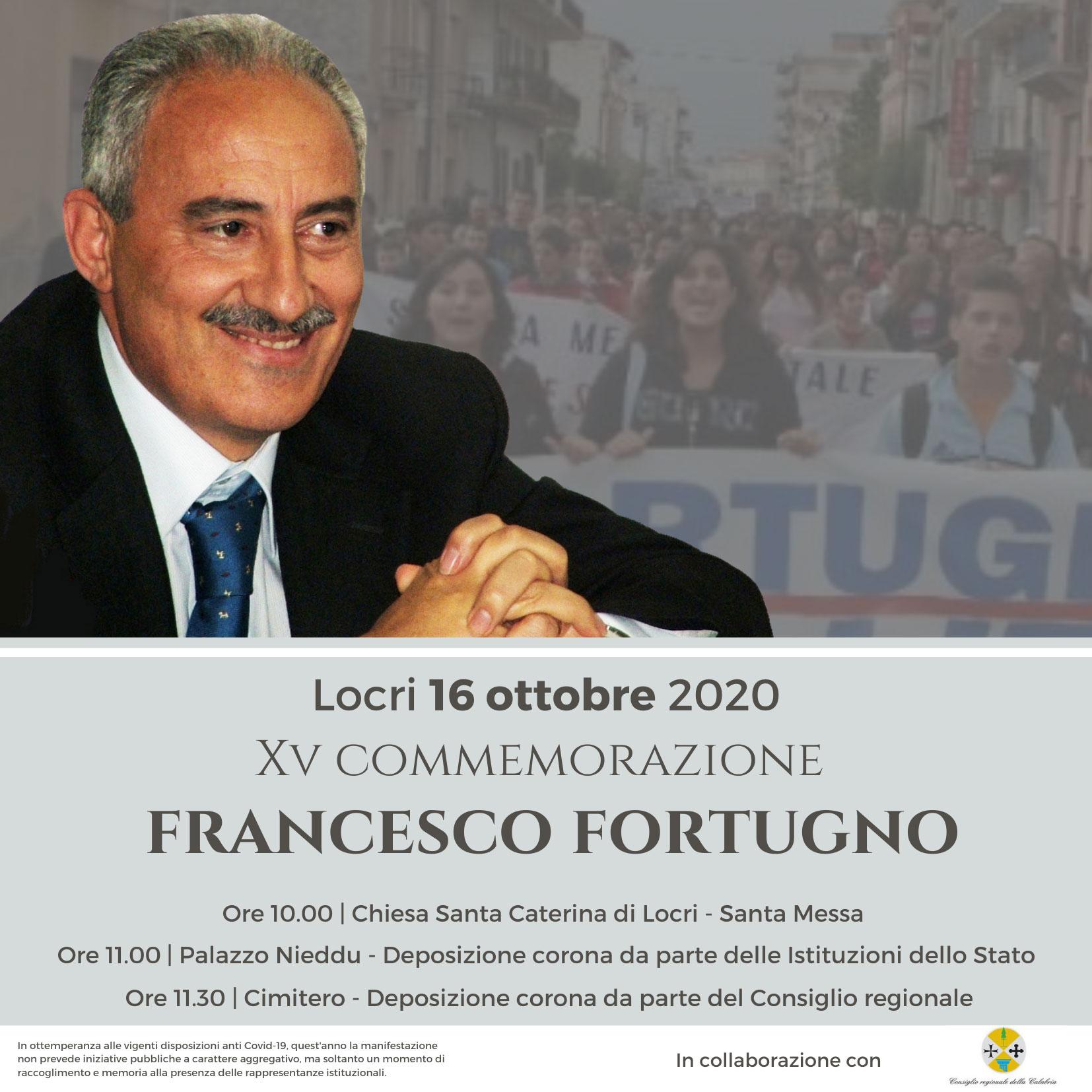 LOCRI Venerdì cerimonia commemorativa in ricordo di Francesco Fortugno - Lente Locale